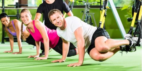 What Are the Benefits of Doing a TRX® Workout?, Boonton, New Jersey