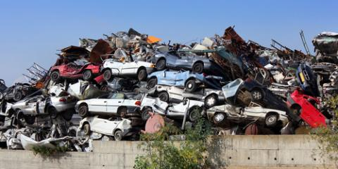 3 Qualities to Look for in a Junk Car Scrap Yard, Thomasville, North Carolina