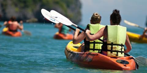 5 Kayaking Tips for a Safe Adventure, Waialua, Hawaii