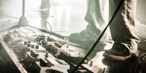 A Guide About the Top 3 Guitar Pedal Effects, Tulsa, Oklahoma