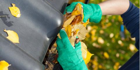 5 Signs Your Gutters Are Clogged, Jenks, Oklahoma
