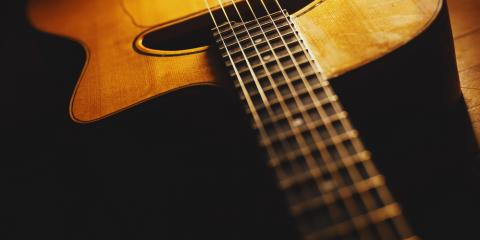 5 Critical Signs You Need New Guitar Strings, Tulsa, Oklahoma