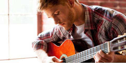 Musical Instrument Experts Share Tips for Buying Your First Guitar, Tulsa, Oklahoma