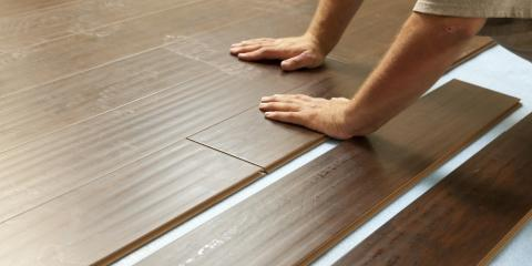 A Homeowner's Guide to Vinyl Flooring, West Whitfield, Georgia
