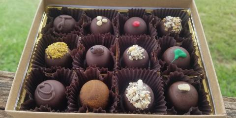 What's the Difference Between Truffles & Chocolate?, ,