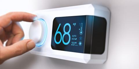 3 Advantages of Programmable Thermostats, Turner, Oregon