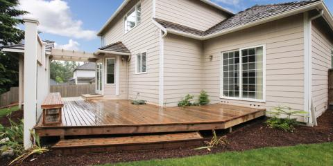 Deck Installation: 3 Reasons to Schedule Your Home Improvement Project Now, High Point, North Carolina