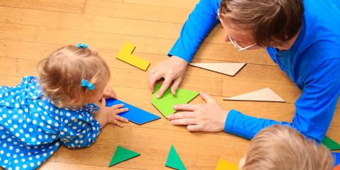 3 Early Learning Activities to Boost Childhood Development, Plymouth, Michigan