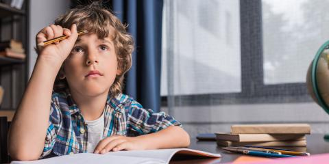4 Ways to Help Your Child Focus in School, South Windsor, Connecticut
