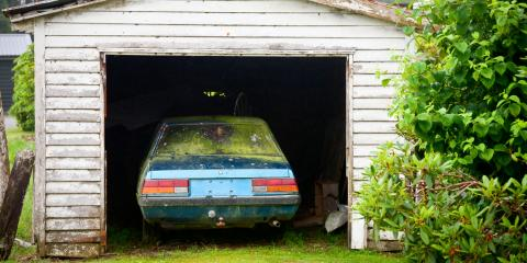 3 Reasons to Get Junk Cars Removed, Andover, Minnesota