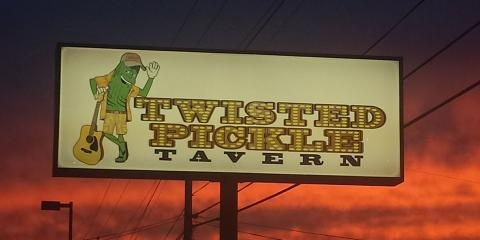Twisted Pickle Tavern, Bar & Grills, Restaurants and Food, Douglasville, Georgia