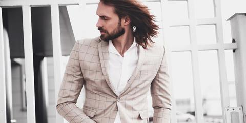 4 Long Hair Styling Tips From Men S Haircut Experts Premier Cuts