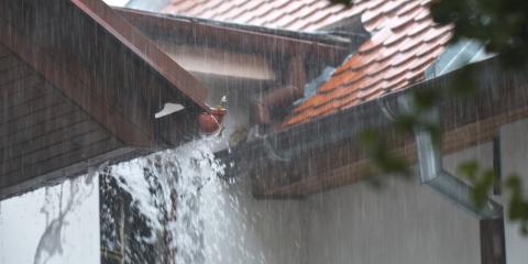 Different Types of Storm Damage, San Antonio, Texas