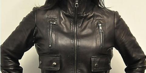 Sheepskin Leather Jacket Care - Jacket