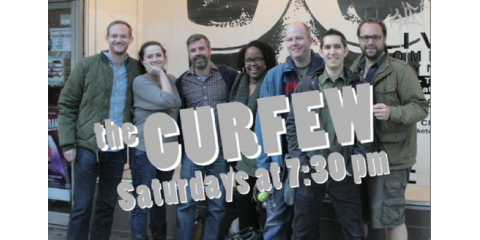 "Don't Miss Your ""Curfew"" With UCB Theatre's Latest Improv Comedy Show!, Manhattan, New York"