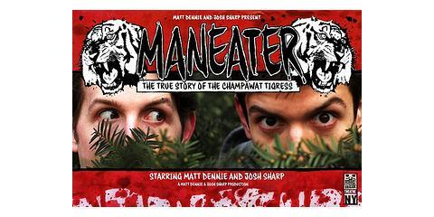 Experience 'MANEATER: The True Story of the Champawat Tigress' at UCB Theatre on January 16th, Manhattan, New York