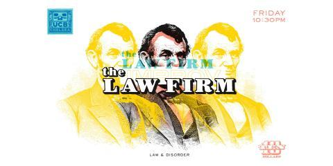 "Endure a Hilarious Trial With The Cast of ""The Law Firm"" at NYC's Best Improv Comedy Club, Manhattan, New York"