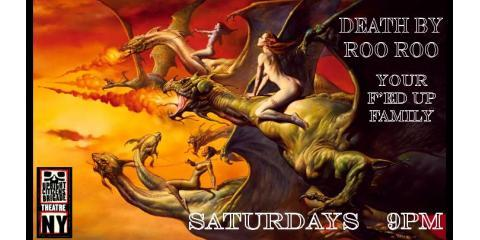 Death By Roo Roo's Improv Comedy Makes Your Family Funny Every Saturday Night!, Manhattan, New York