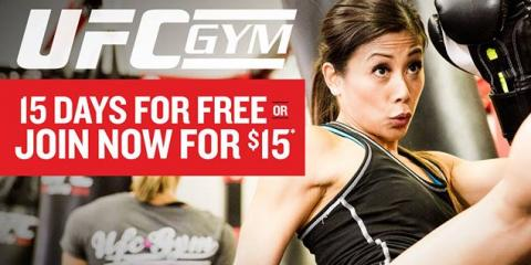 UFC Video - Learn About Our Workouts, Totowa, New Jersey