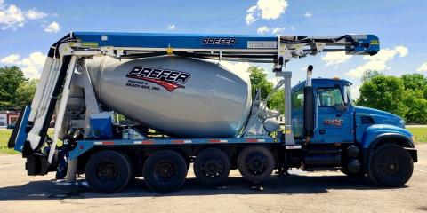 What Are the Benefits of Ready-Mix Concrete?, Rushseba, Minnesota