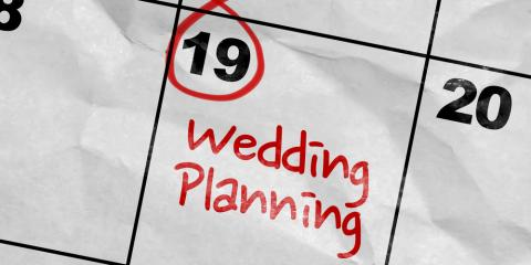 What to Remember When You're Wedding Planning, Kerrville, Texas