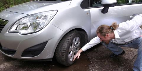 How to Avoid Potholes & Examine Car Parts for Impact, Kahului, Hawaii