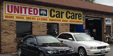 United Car Care Center , car care, Services, O Fallon, Missouri
