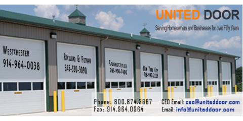 Delicieux United Overhead Doors