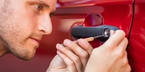3 Tools Professionals Use to Unlock Vehicles, Center Point, Texas
