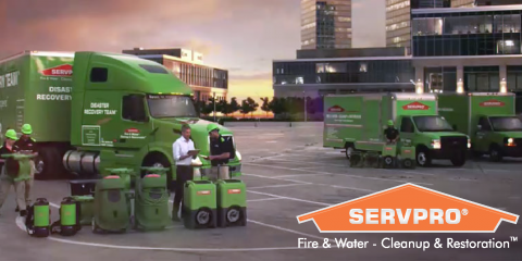 Servpro Offers 6 Tips for Surviving Fire Damage, Lake Havasu City, Arizona
