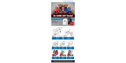 Be Game Ready! Offer Expires February 28th 2018, Islip, New York