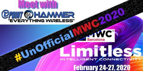 #UnOfficialMWC 2020, Piscataway, New Jersey