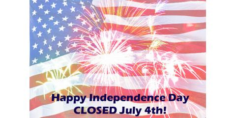 Independence Day - Closed, Honolulu, Hawaii