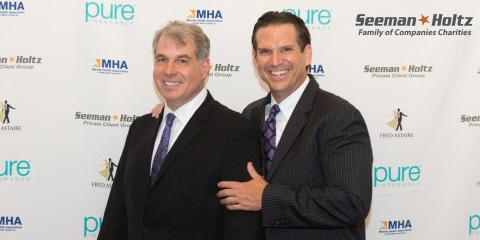 It's Official! Seeman Holtz Launches Non-Profit Organization, Boca Raton, Florida