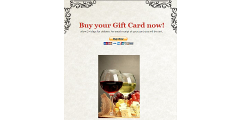 Give the Gift of Food at Santa Lucia Restaurante, Fargo, North Dakota