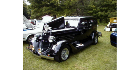 FREE Car Show At Halls Tomorrow From Halls On The River - Car show tomorrow