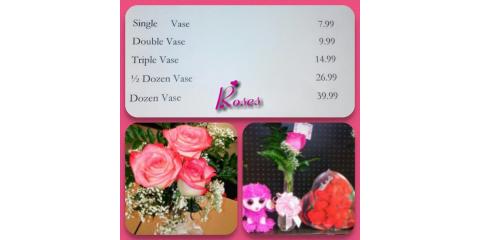 Valentine's Day Roses, Bourbon, Missouri