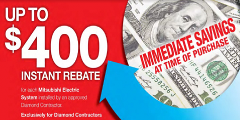 Get Up to $400 Cash Back on Select Air Conditioning Systems, Staten Island, New York