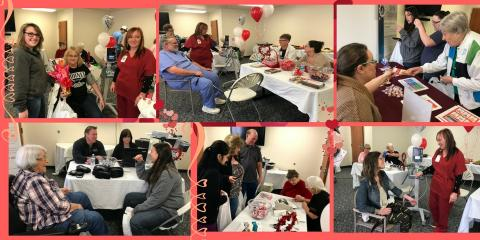 February is National Heart Month! CMHS Celebrates with a Heart Health Fair..., Gatesville, Texas