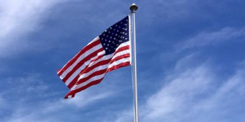 3 Suggestions When Ordering a Flagpole, Plano, Texas