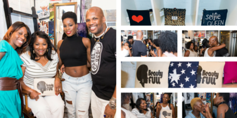 """{Video} Vedazzling Accessories' """"Beauty & The Bag"""" Recap, Brooklyn, New York"""