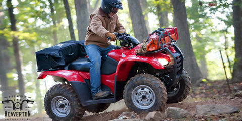 Save $2,800 On The 2014 Honda FourTrax Rancher AT IRS, Beaverton-Hillsboro, Oregon
