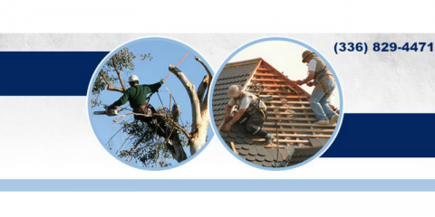 Tarheel Residential Roofing and Tree Service, Roofing Contractors, Services, Winston Salem, North Carolina