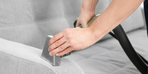 5 Reasons Why Upholstery Cleaning Is Worth the Investment, Warren, Indiana