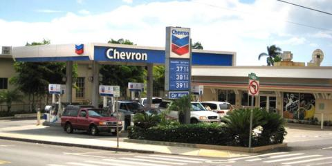 Uptown Chevron Food Mart & Car Wash, Gas & Service Stations, Services, Wailuku, Hawaii