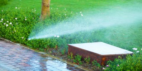Top 3 Reasons to Get an Automatic Sprinkler System, Chalco, Nebraska