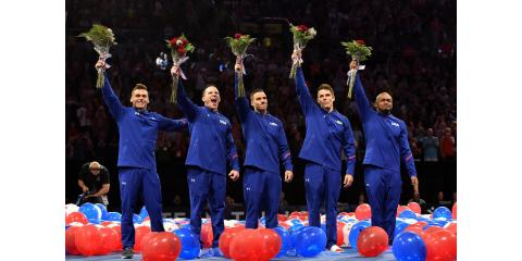 Meet the Men's 2016 Olympic Team (and how to be just like them), ,
