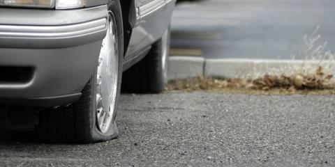 3 Common Causes of Flat Tires, Barkhamsted, Connecticut