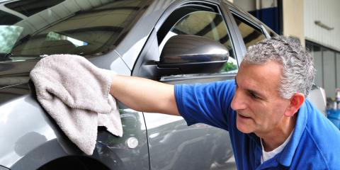 Pensacola auto dealer reveals 3 steps to a perfect car wax for Frontier motors pensacola fl