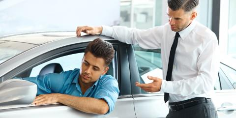 Importance of Checking Wear Items Prior to Purchasing a Used Car, Dansville, New York